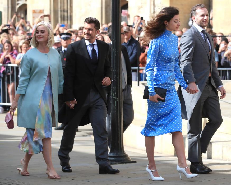 Realeza y celebrities en la boda de Ellie Goulding y Caspar Jopling, pero sin Meghan ni Kate