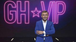 Jorge Javier Vázquez, en promoción / Mediaset.