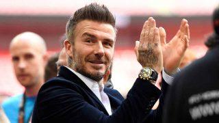 David Beckham en una imagen de archivo / GTRES