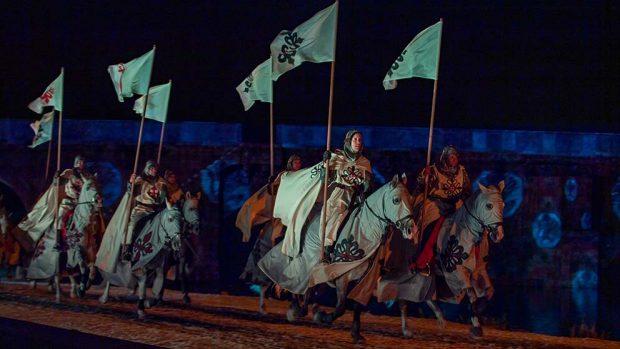 Puy du Fou: un viaje en la Historia de España con Toledo como epicentro