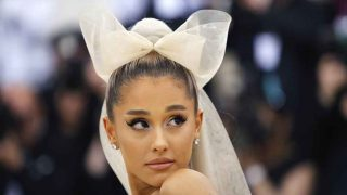 Ariana Grande en una imagen de archivo /Gtres