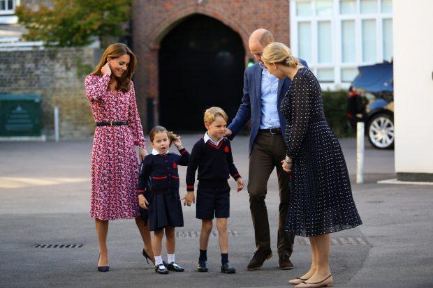 La estrategia estilística de Kate Middleton para llevar a Lady Di al trono