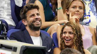 Shakira y Piqué, en el US Open de tenis 2019 / Gtres