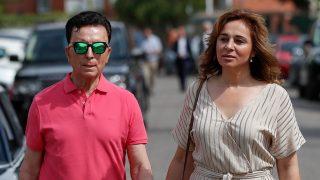 José Ortega Cano y Ana María Aldón son los protagonistas del comienzo de temporada de 'Mi casa es la tuya' / Gtres