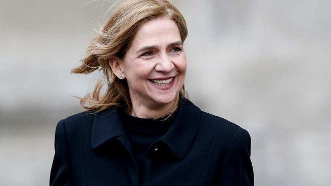 Cristina de Borbón y Grecia,