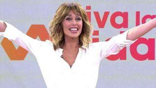 Emma García en una imagen de archivo /Mediaset