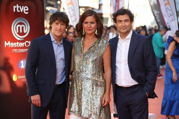 Jordi Cruz, Samantha Vallejo-Nágera, Pepe Rodríguez