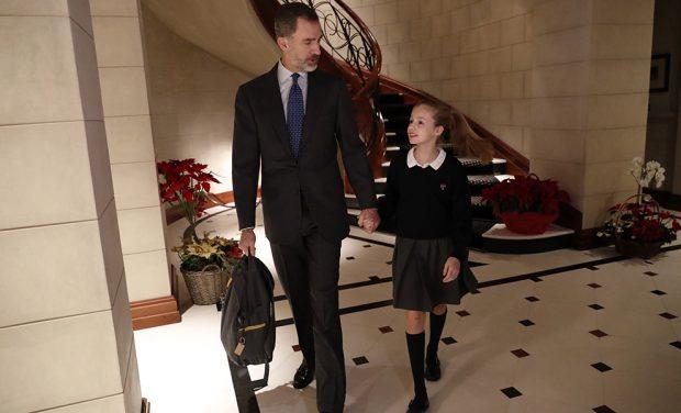 EXCLUSIVA: El detalle que demuestra que Letizia es la reina del ahorro
