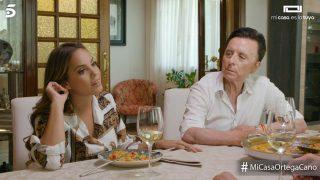 Gloria Camila en 'Mi casa en la tuya'./Mediaset