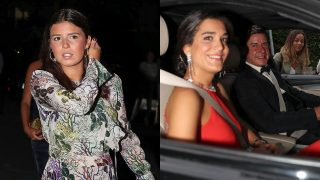 Han sido muchos los rostros conocidos que han acudido a la puesta de largo de Luis y Amina Martínez de Irujo / Gtres