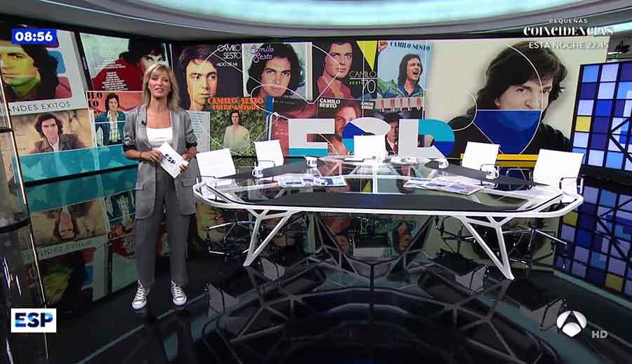 Susanna Griso/ Antena 3