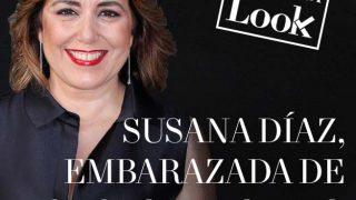 Exclusiva: Susana Díaz, embarazada de su segundo hijo/ Gtres