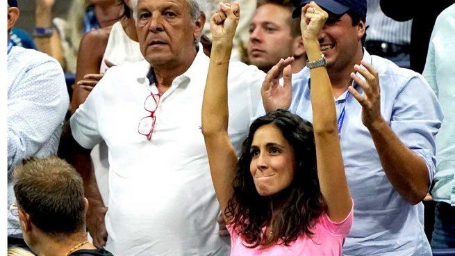 Xisca Perelló, como nunca antes la habías visto en la gran victoria de Rafa Nadal