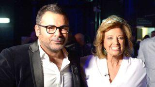 Jorge Javier Vázquez y María Teresa Campos, en una imagen de archivo / Gtres
