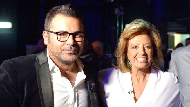 Jorge Javier Vázquez y María Teresa Campo