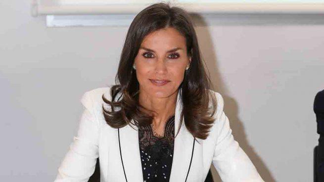 Doña Letizia en su última aparición pública / GTRES
