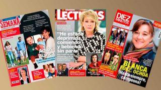 La mitad de las revistas adelantan su lanzamiento / Gtres