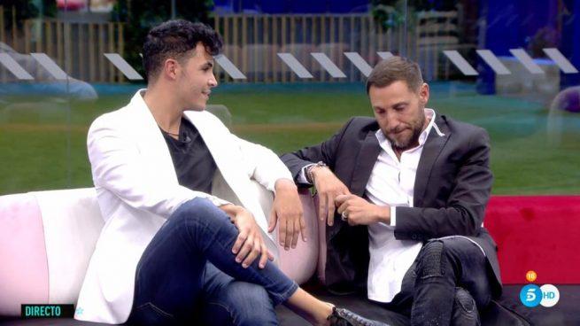 Los dos azotes de Antonio David Flores en 'GH VIP': así ha sido su cara a cara con Alba Carillo y Kiko Jiménez