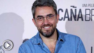 Máxim Huerta, en la presentación de 'Sordo' / Gtres