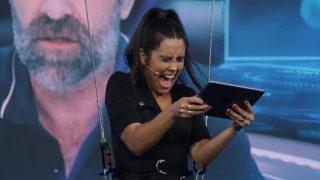 Cristina Pedroche debuta en su sección en 'El Hormiguero'. / Atresmedia