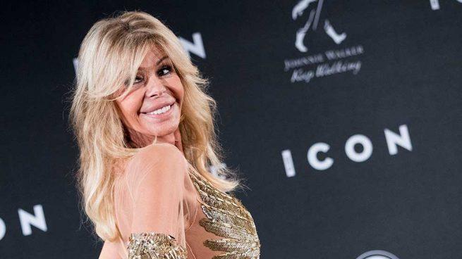 Bibiana Fernández en los Icon Awards de Madrid