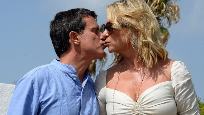 Manuel Valls y Susana Gallardo