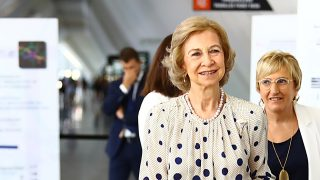 La reina doña Sofía en Valencia / Gtres