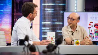 Jesús Vidal en 'El Hormiguero'. / Atresmedia