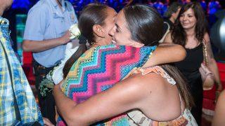 Anabel Pantoja e Isabel Pantoja se funden en un abrazo en 'GH VIP' / Gtres