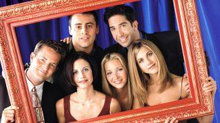 La serie Friends cumple este sábado 25 años / Gtres
