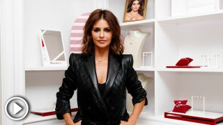 Mónica Cruz, en la presentación de su colección de joyas / Gtres