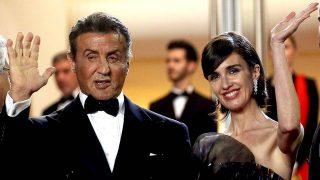 Paz Vega y Sylvester Stallone en la película que nunca te abrías imaginado/ Gtres