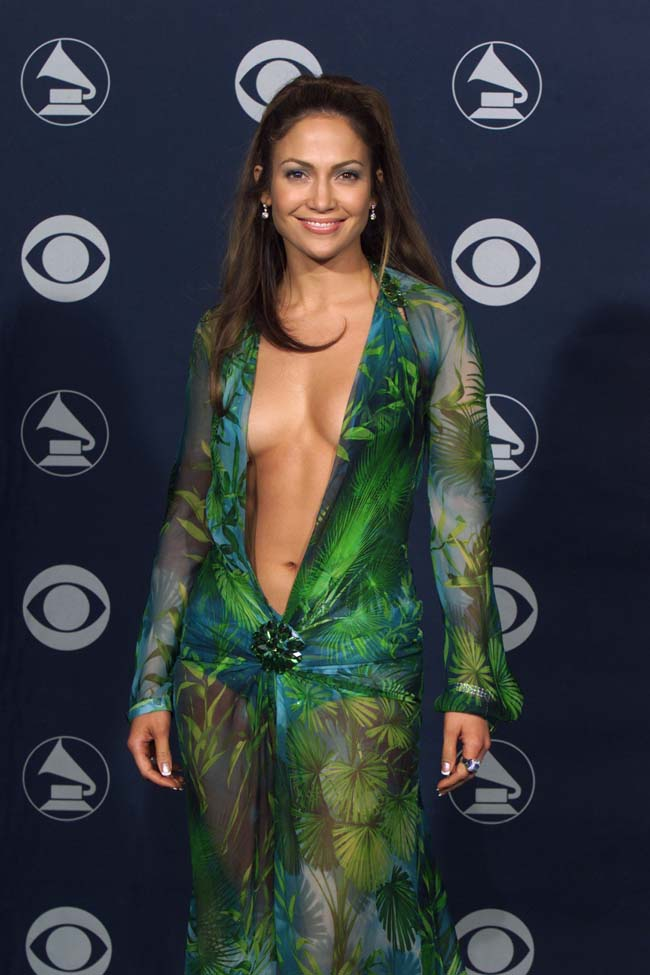 Jennifer López Versace