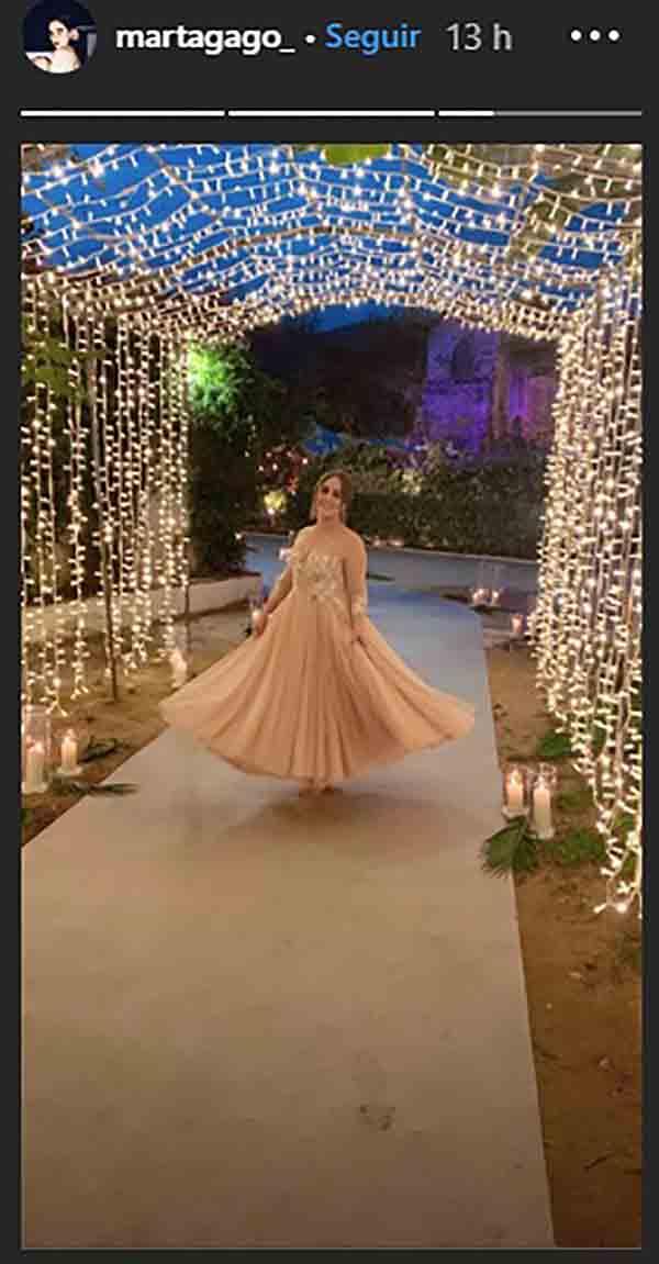 boda feliciano sandra gago