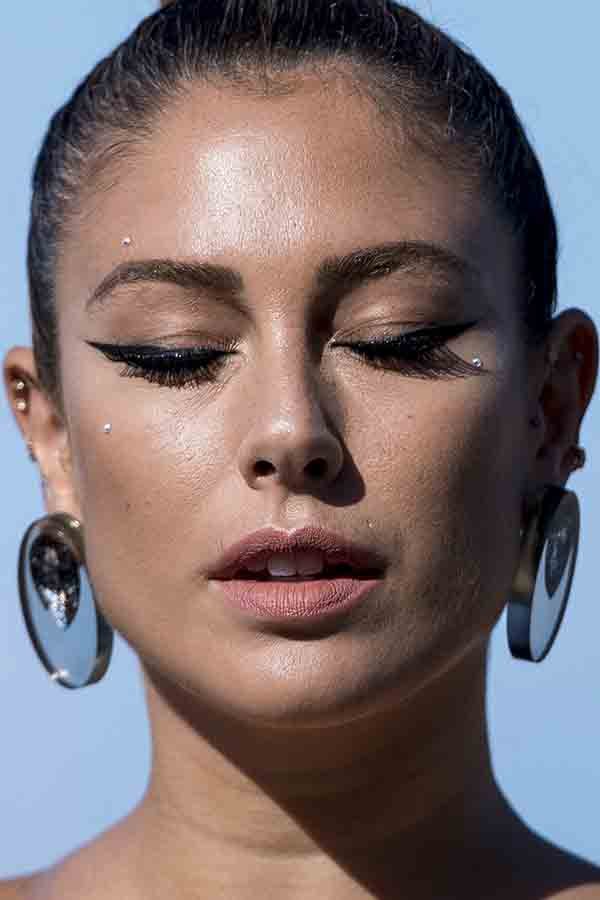 Blanca Suárez maquillaje
