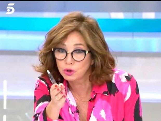 Ana Rosa Quintana reprende a Irene Rosales en su guerra contra Isa Pantoja