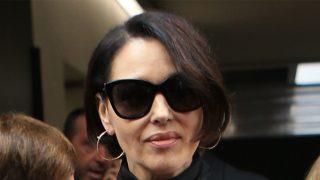 Monica Bellucci sorprende en Milán con un cambio de look / GTRES