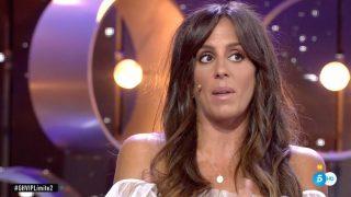 Anabel Pantoja no se habla con su prima, Isa./Mediaset