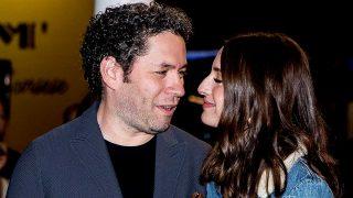 Gustavo Dudamel y María Valverde / Gtres