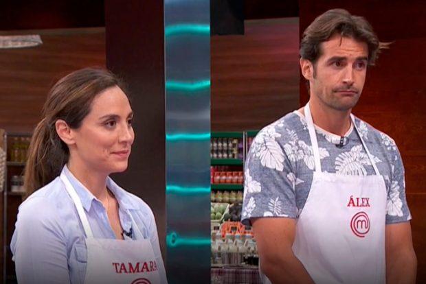 Tamara Falcó y Álex Adrover
