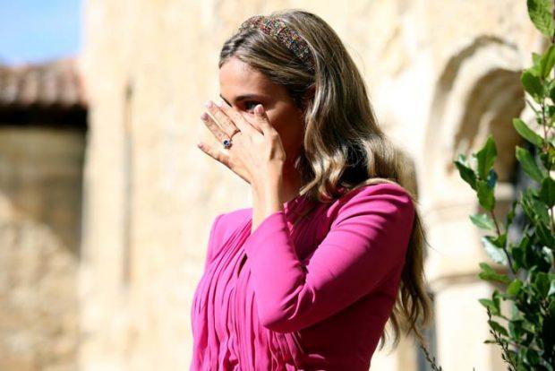 María Pombo recibe un aluvión de críticas tras su último viaje
