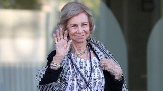 Los inquebrantables apoyos de la reina Sofía en sus momentos de soledad / Gtres