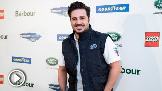David Bustamante en un evento de coches / Gtres