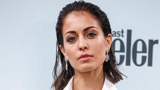 Hiba Abouk durante un evento en verano / Gtres