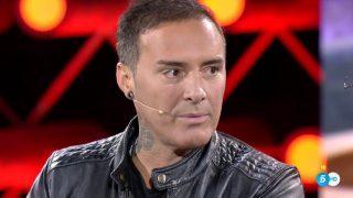 Dinio García, tercer expulsado del reality./Mediaset