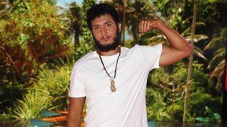 Omar Montes en una imagen de la final de 'Supervivientes' / GTRES