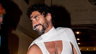 Paco León llegó con tres ojos a su fiesta de cumpleaños / Gtres