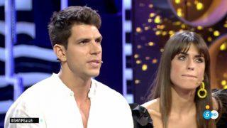 Diego Matamoros podría entrar este martes en el concurso./Mediaset
