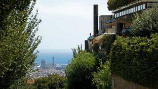 Casa de un conocido futbolista en Ibiza / Gtres