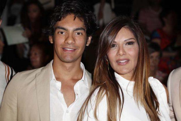 Ivonne Reyes y Alejandro Reyes